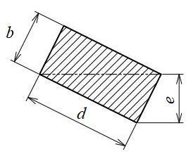 長方形斜め