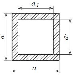 正方形(中空)